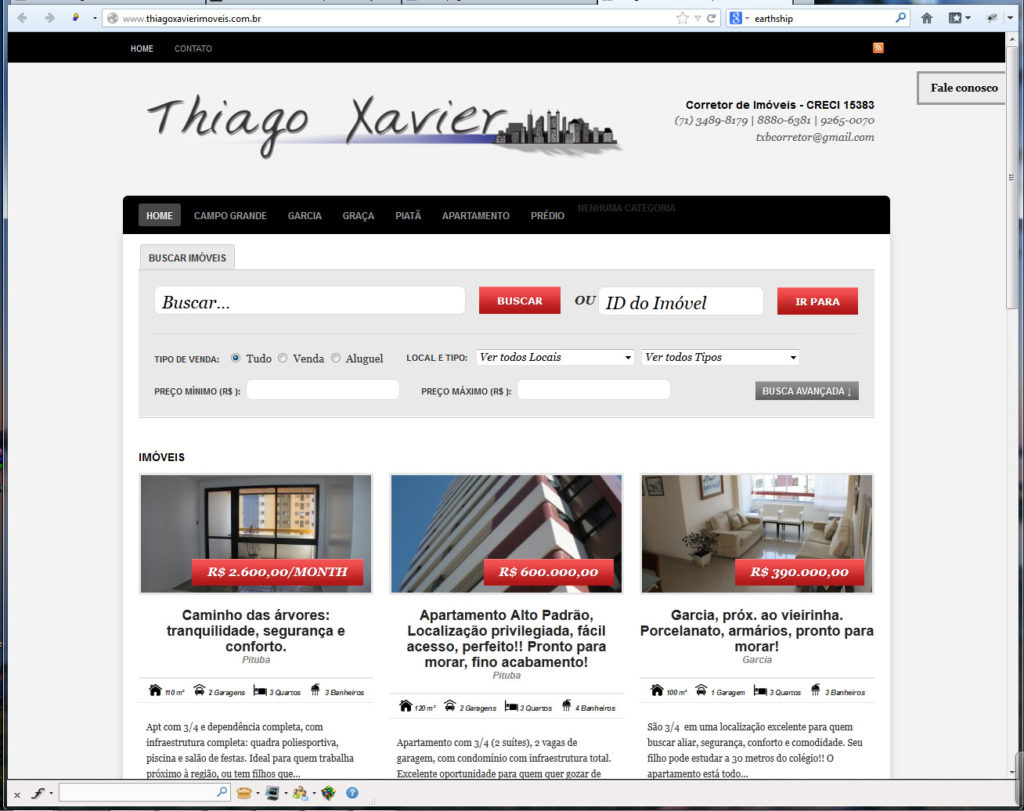 Thiago Xavier Imóveis